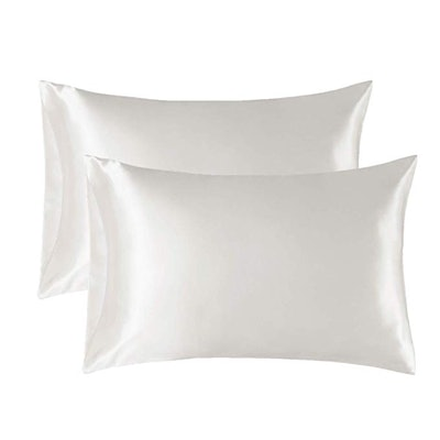 Bedsure Satin Pillowcases (2-Pack)