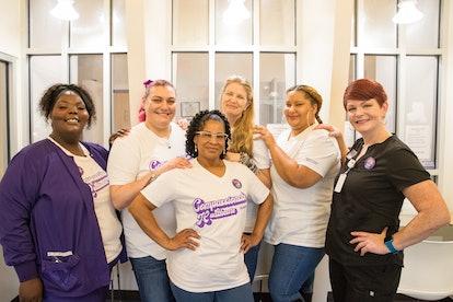 The staff of Feminist Women's Health Center in Atlanta, Georgia.