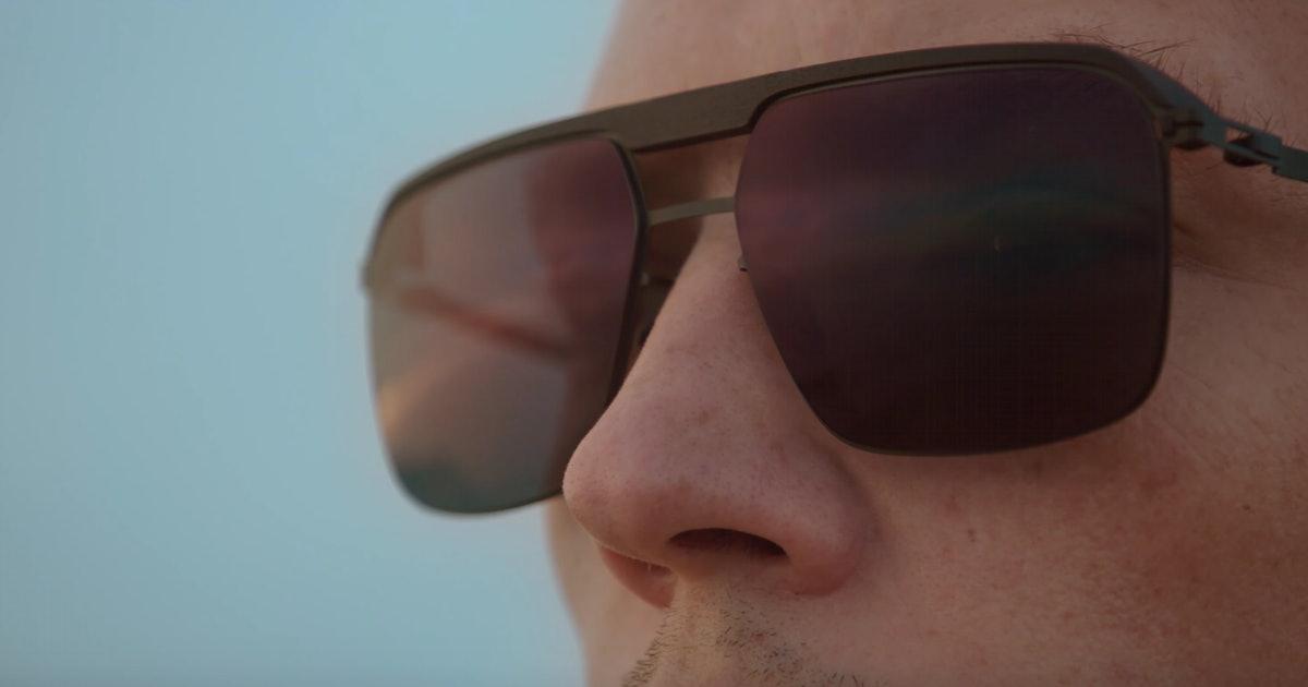 German engineering meets luxury dad aviators in Leica and Mykita collab