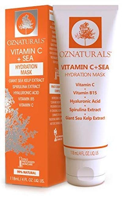 OZNaturals Vitamin C and Sea Hydration Mask