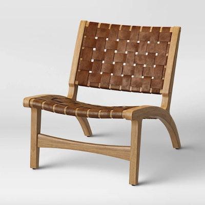 Ceylon Woven Accent Chair