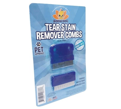 Bodhi Dog Tear Stain Remover Combs (2-Pack)