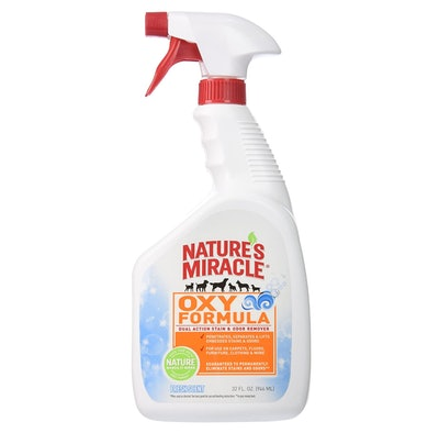Nature's Miracle Oxy Forumula Stain & Odor Remover