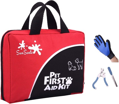 Sun Sante Pet First Aid Kit