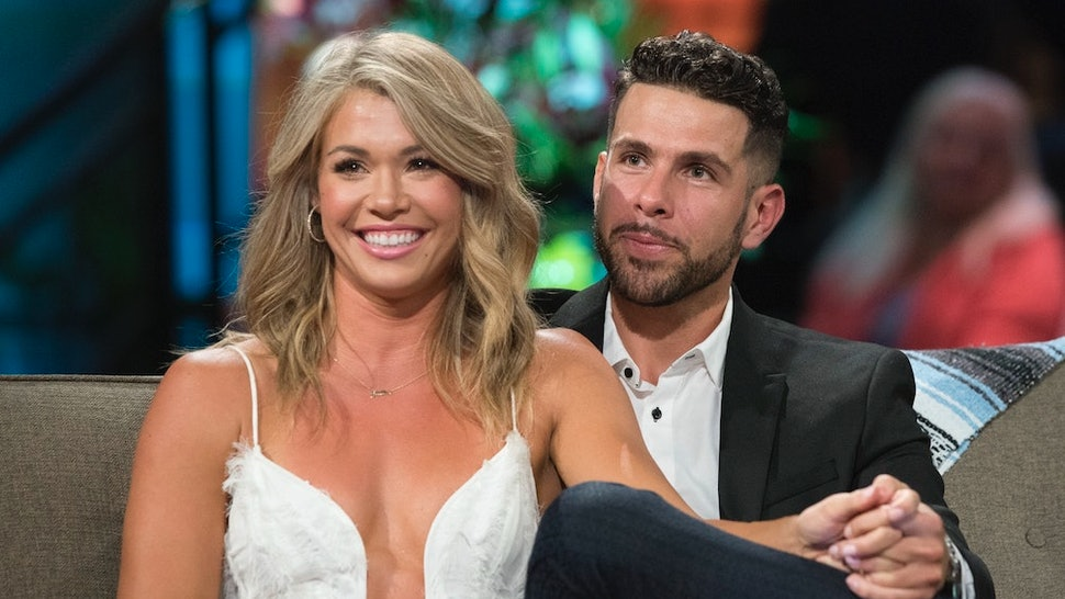 Chris Randone Tweets About Missing Krystal Nielson While Watching 'Bachelor' Finale