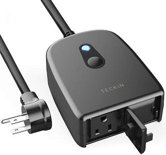 T TECKIN Outdoor Smart Plug