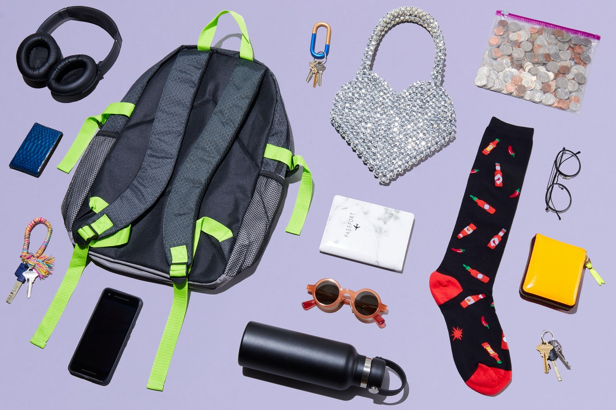 Uber's 2020 Lost & Found Index includes the top 10 commonly forgotten items.