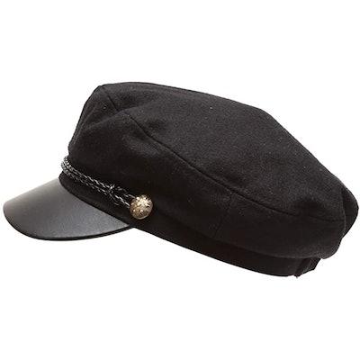 MIRMARU Women's Classic Newsboy Hats