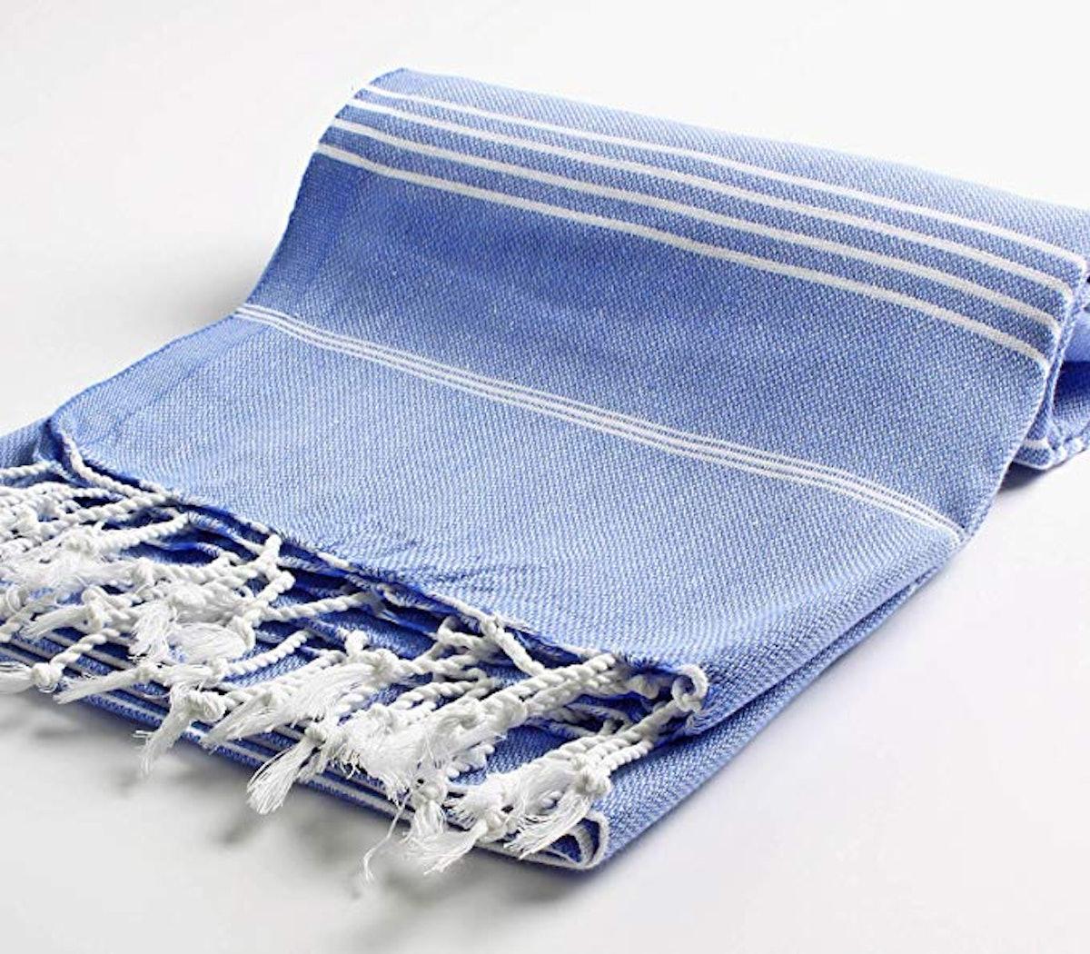 Cacala Pestemal Turkish Bath Towel
