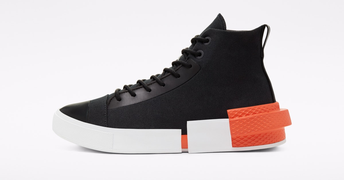 Converse does a complete overhaul of the Chuck Taylor with its new CX line