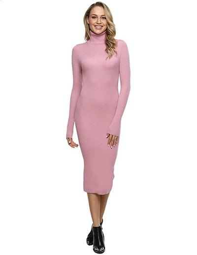 PrettyGuide Sweater Dress