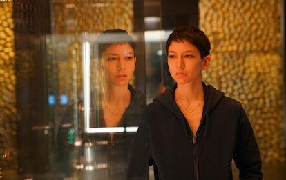 Sonoya Mizuno as Lily in 'Devs'
