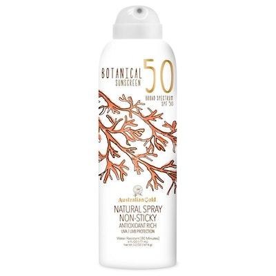 Australian Gold Botanical Sunscreen Natural Spray SPF 50