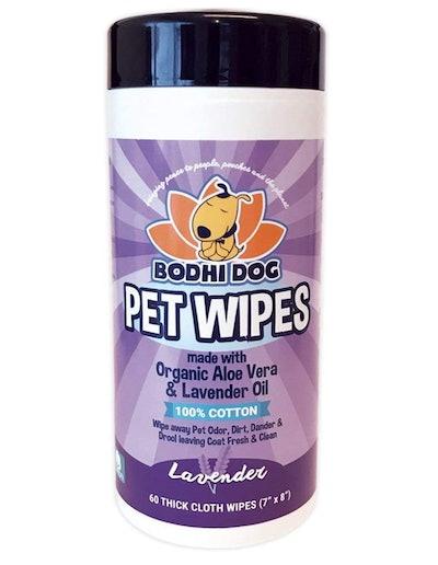 Bodhi Dog Pet Grooming Wipes