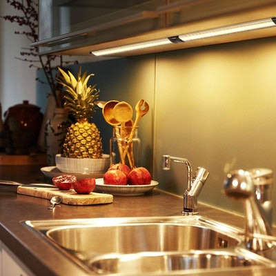 Albrillo LED Under Cabinet Lighting Strips (3-Pack)