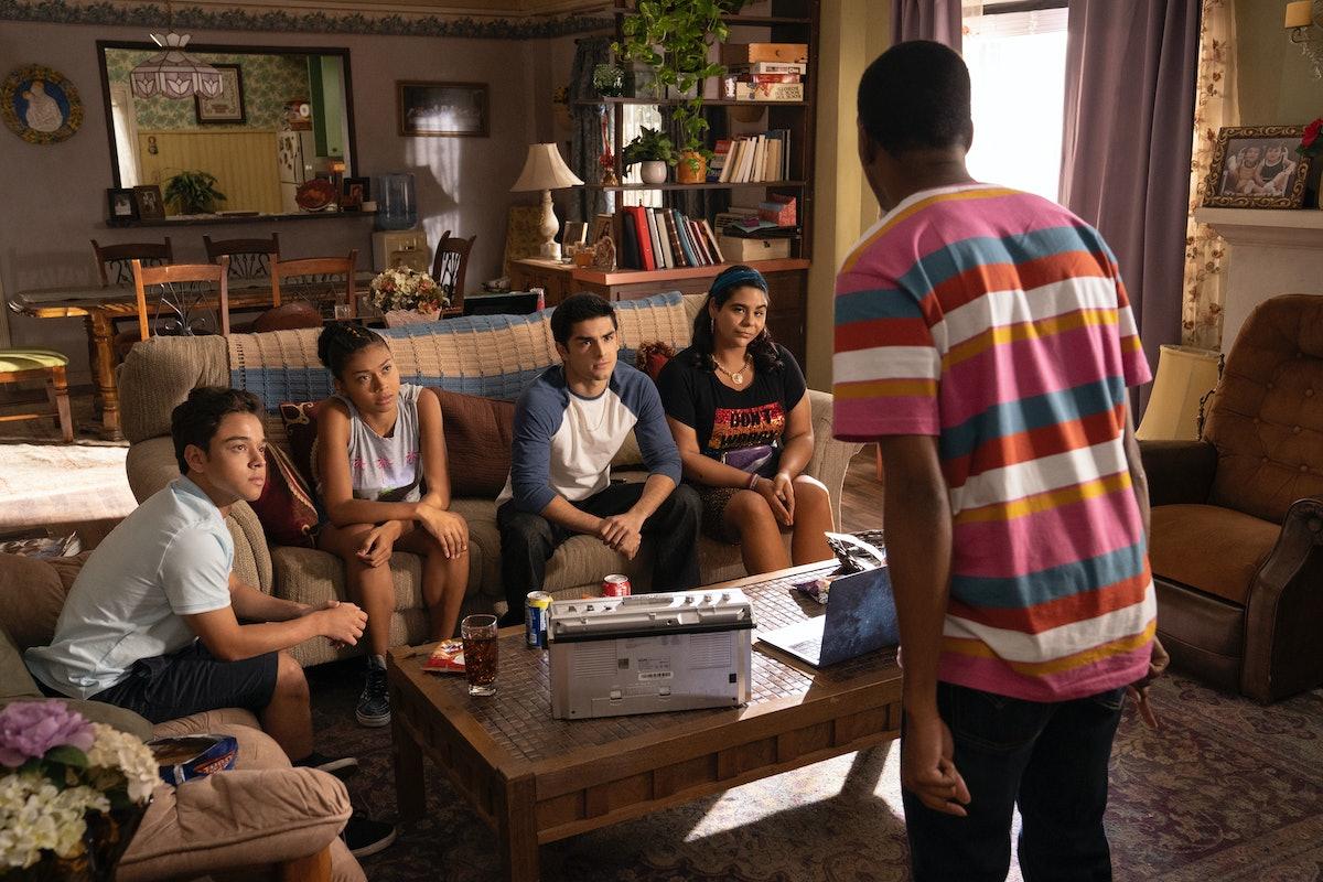 'On My Block' Season 4 cast