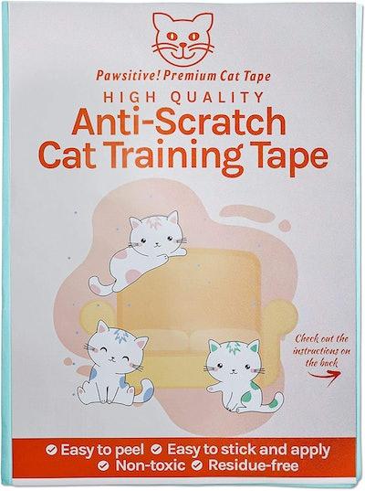 Pawsitive! Anti-Scratch Cat Training Tape