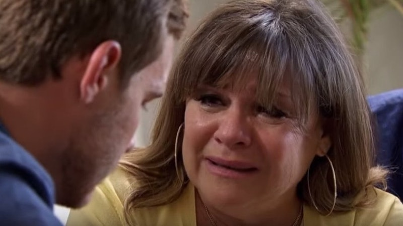 Peter's mom Barb reacts to the Bachelor finale backlash.