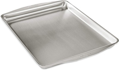 All-Clad D3 Stainless Ovenware Jelly Roll Pan