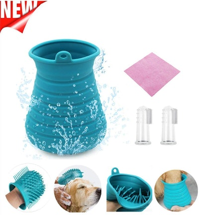 KXT Junshu Dog Paw Cleaner Cup