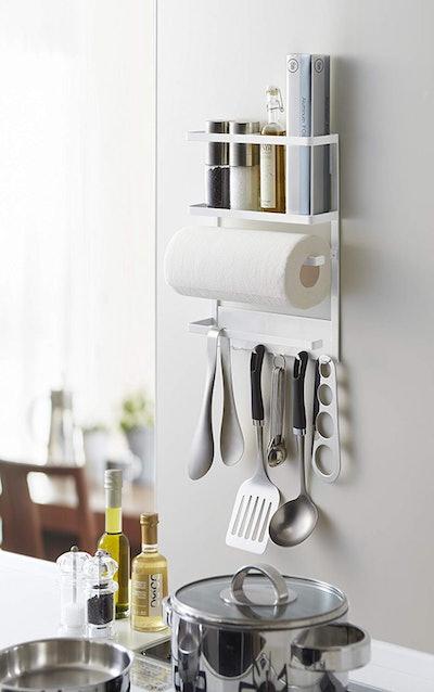 YAMAZAKI Home Kitchen Rack-Magnetic Storage Holder