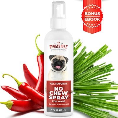 Mighty Petz No Chew Spray for Dogs