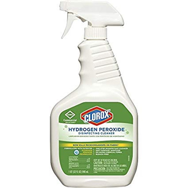 https://www.amazon.com/Clorox®-Hydrogen-Peroxide-Disinfecting-Cleaner/dp/B00C3H5J04