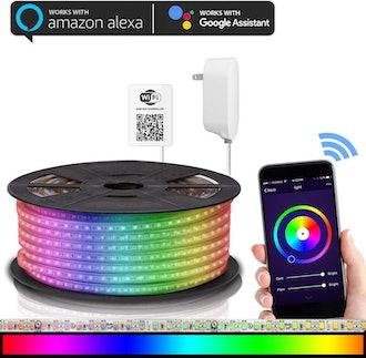Maxonar Smart LED Strip Lights