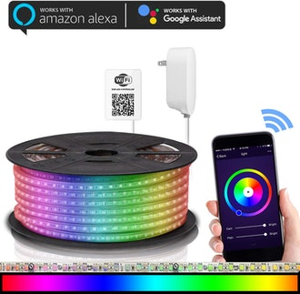 Maxonar Smart LED Strip Lights