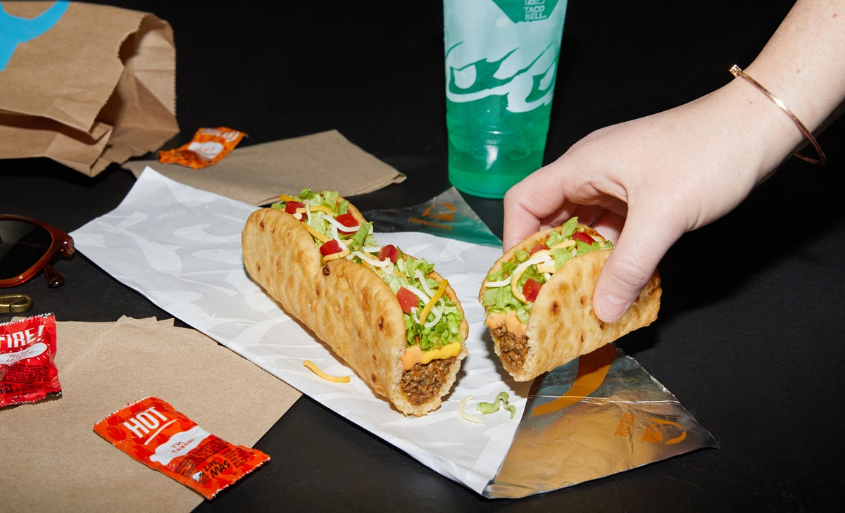 Taco Bell's New Triplelupa Is An Upgraded Chalupa that's only available for a limited time.