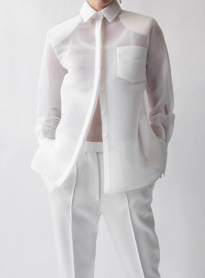 Clear Spacer Shirt