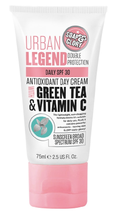 Urban Legend Double Protection Antioxidant Day Cream Daily SPF 30