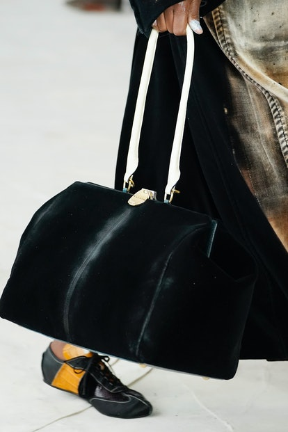Marni fall 2020 handbag trend.