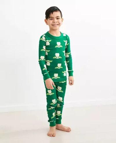 Star Wars The Child Long John Pajamas