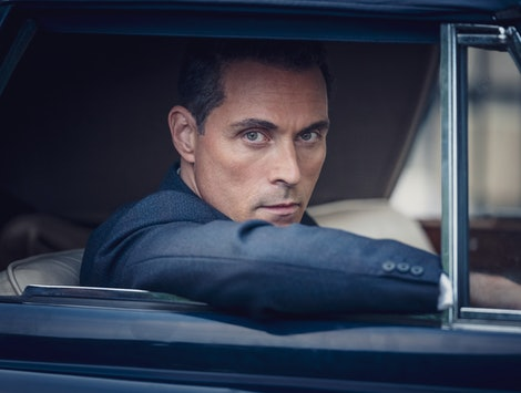 Rufus Sewell (as Mark Easterbrook) in The Pale Horse on Amazon