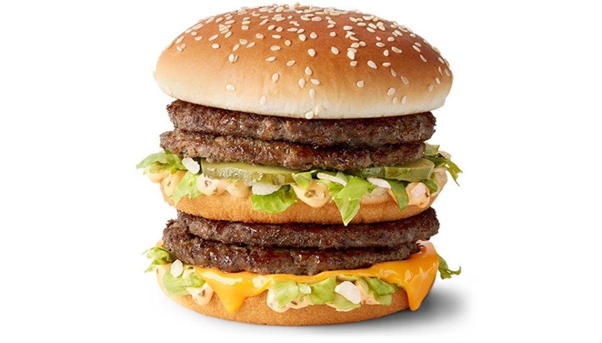 McDonald's is selling Double Big Macs & Little Macs, which means you can find your perfect burger size.