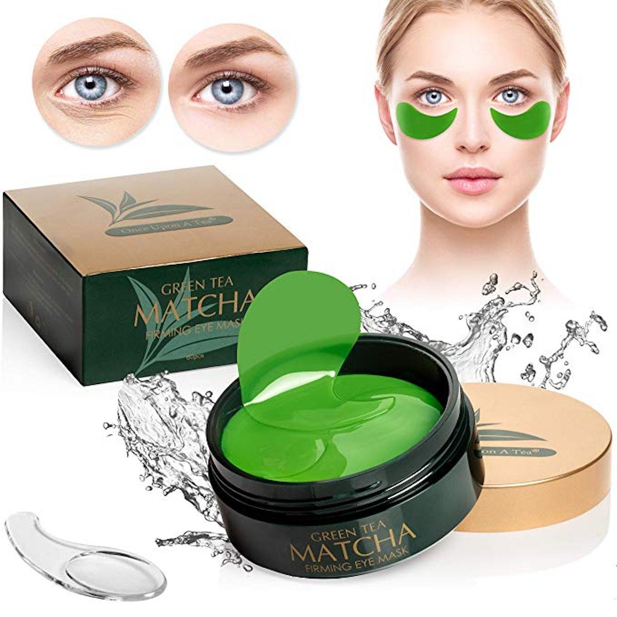 Once Upon A Tea Moisturizing Green Tea Matcha Lip Mask
