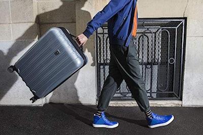 DELSEY Paris Helium Aero Hardside Luggage (20.5 x 14.5 x 10 Inches)
