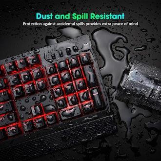 VicTsing Gaming Keyboard