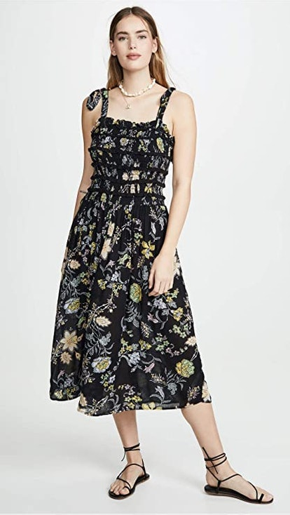 Free People Women's Isla Midi Dress