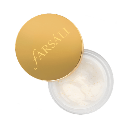 Farsali's rose gold line is expanding with a gel-creme moisturizer.