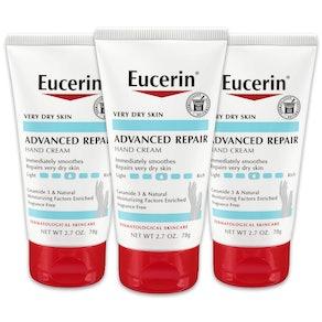 Eucerin Advanced Repair Hand Cream (3-Pack)