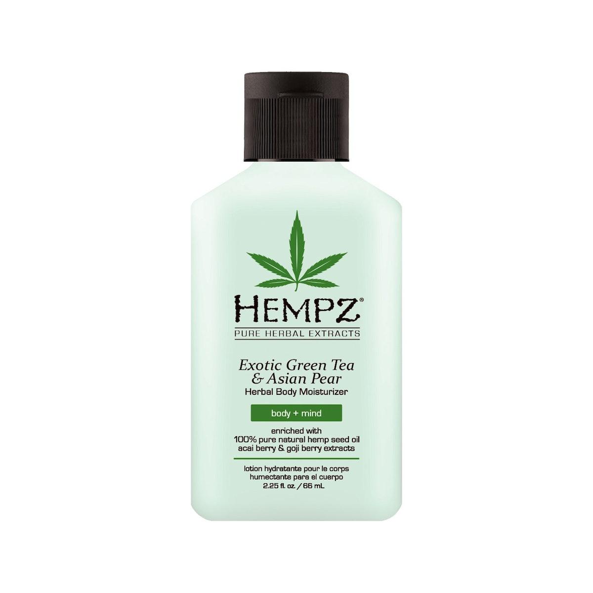 Hempz Herbal Body Moisturizer with Pure Hemp Seed Oil