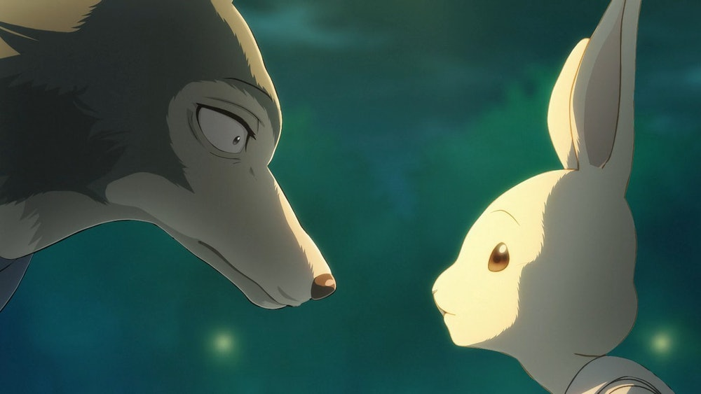 Beastars' review: Netflix's latest goes far beyond the typical horny teen  anime