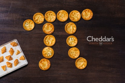 Companies like Cheddar's Scratch Kitchen are offering deals and discounts in honor of Pi Day 2020.