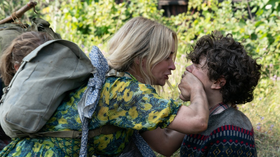 Emily Blunt in 'A Quiet Place Part 2'