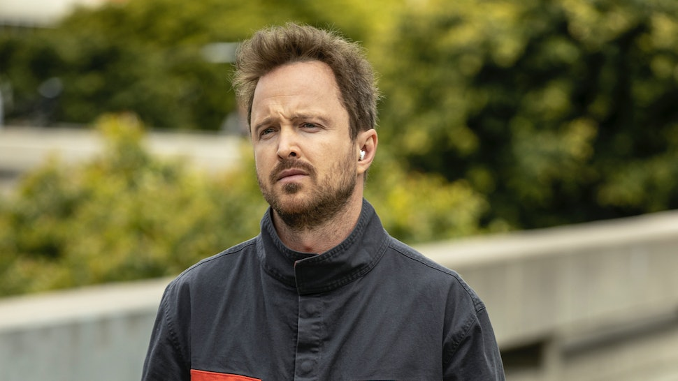 Aaron Paul's Westworld character Caleb ends up being an ally to Dolores — for now, at least.