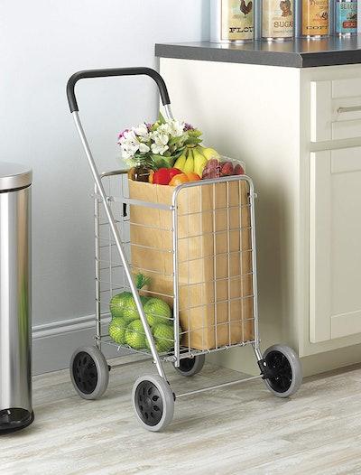 Whitmor Utility Shopping Cart