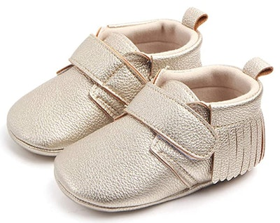Antheron Infant Moccasins