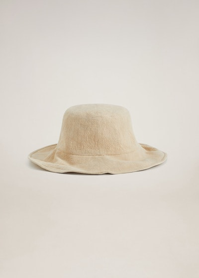 Natural Fiber Bucket Hat